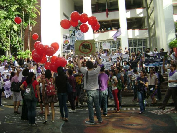 Pro-life UP Diliman Students
