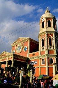 Saint Francis Xavier Church, Nasugbu, Batangas.