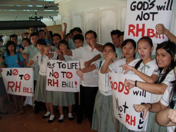 Youth Against the RH Bill