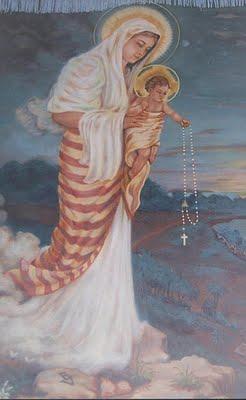 Mama Mary of the Rosary